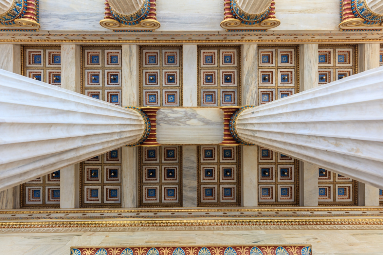 athens-academy-ceiling-detail-PGCJT5Z.jpg